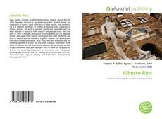 Buchcover von Alberto Ríos