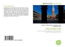 Bookcover of Chau Cham Son