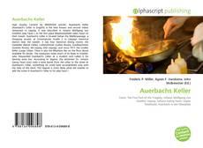 Buchcover von Auerbachs Keller