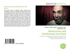 Couverture de Rosencrantz and Guildenstern Are Dead