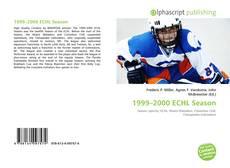 Capa do livro de 1999–2000 ECHL Season