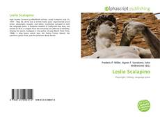 Bookcover of Leslie Scalapino