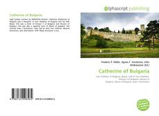 Copertina di Catherine of Bulgaria