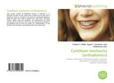 Buchcover von Cantilever mechanics (orthodontics)