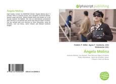 Capa do livro de Ángela Molina