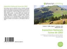 Buchcover von Exposition Nationale Suisse de 2002