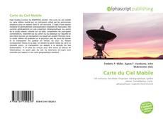 Capa do livro de Carte du Ciel Mobile