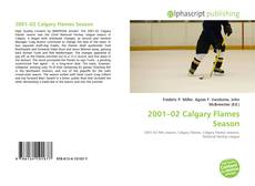 Bookcover of 2001–02 Calgary Flames Season