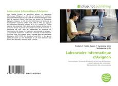 Capa do livro de Laboratoire Informatique d'Avignon