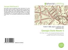 Bookcover of Georgia State Route 5