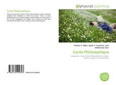 Buchcover von Conte Philosophique