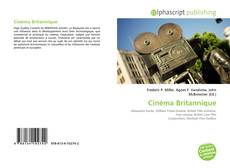 Обложка Cinéma Britannique