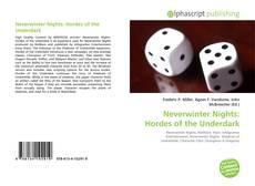 Borítókép a  Neverwinter Nights: Hordes of the Underdark - hoz