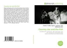 Country Joe and the Fish的封面