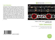 Buchcover von John Sebastian