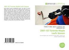 Обложка 2001–02 Toronto Maple Leafs Season