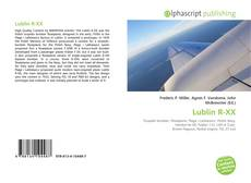 Bookcover of Lublin R-XX