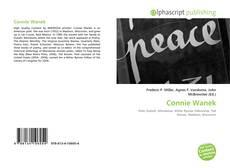 Copertina di Connie Wanek
