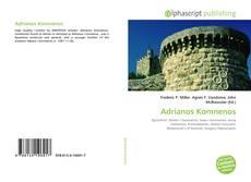 Bookcover of Adrianos Komnenos