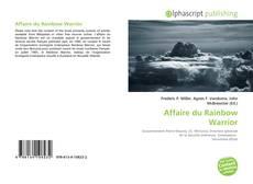 Bookcover of Affaire du Rainbow Warrior