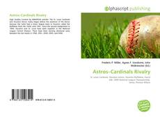 Copertina di Astros–Cardinals Rivalry
