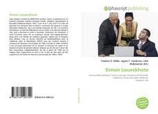 Borítókép a  Simon Loueckhote - hoz