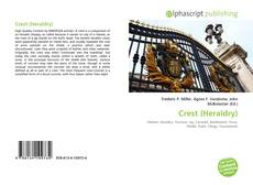 Portada del libro de Crest (Heraldry)