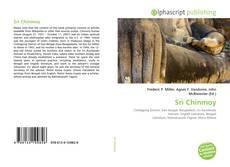 Buchcover von Sri Chinmoy