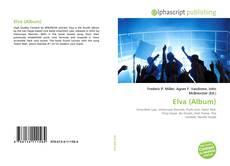 Portada del libro de Elva (Album)
