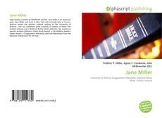 Jane Miller kitap kapağı