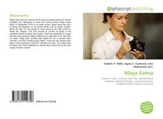 Bookcover of Maya Sansa