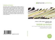 Bookcover of Dafydd ap Gwilym