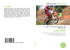 Bookcover of Clint Miller
