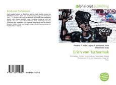 Buchcover von Erich von Tschermak