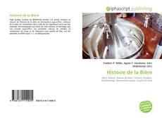 Couverture de Histoire de la Bière