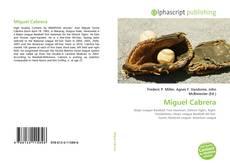 Bookcover of Miguel Cabrera