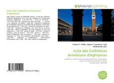 Portada del libro de Liste des Catholicos Arméniens d'Aghtamar