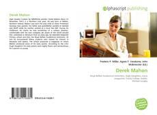Buchcover von Derek Mahon
