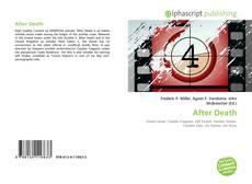 Buchcover von After Death
