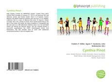 Portada del libro de Cynthia Pinot