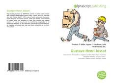 Couverture de Gustave-Henri Jossot
