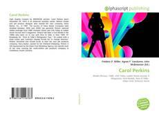 Обложка Carol Perkins