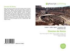 Capa do livro de Diocèse de Rome