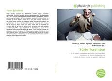 Portada del libro de Túrin Turambar