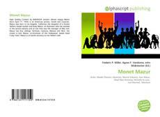 Bookcover of Monet Mazur