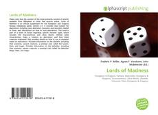 Buchcover von Lords of Madness