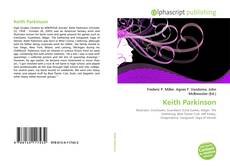 Bookcover of Keith Parkinson