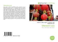 Bookcover of Gherasim Luca