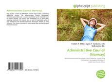 Administrative Council (Norway)的封面