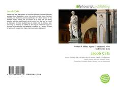 Bookcover of Jacob Cats